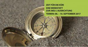 Zeit für die Kür. Eine Werkstatt zur Neuausrichtung @ Seminarhaus Kloster Schweinheim Köln/Bonn