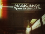 "Der Zauberladen / ""magic shop"" @ Berlin"
